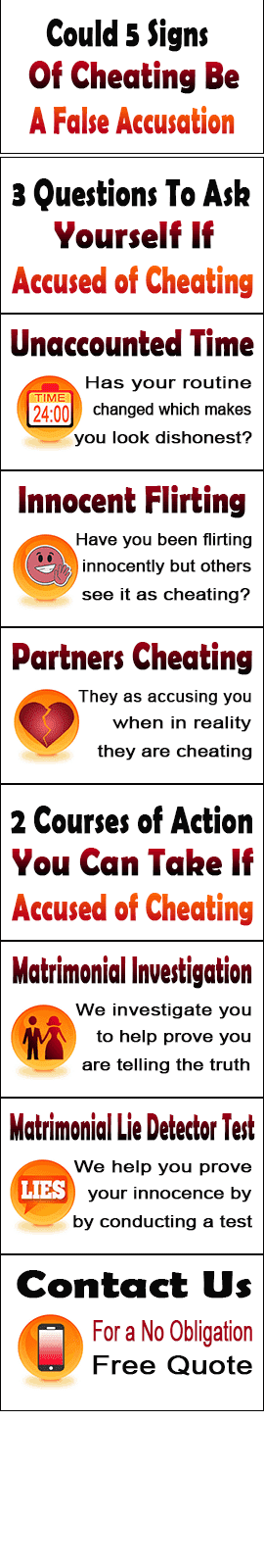 Could 5 Signs Of Cheating In Warrington Be A Misplaced